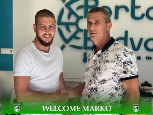 Feronikeli nënshkruan me mesfushorin malazez