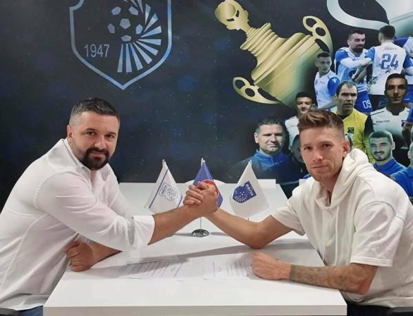 Drita transferon golashënuesin e dytë më të mirë të Superligës