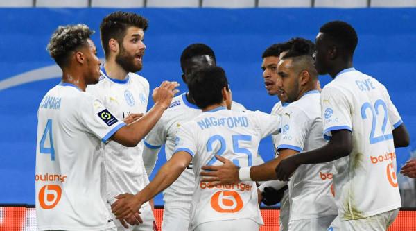 Marseille fiton pas 7 ndeshjeve