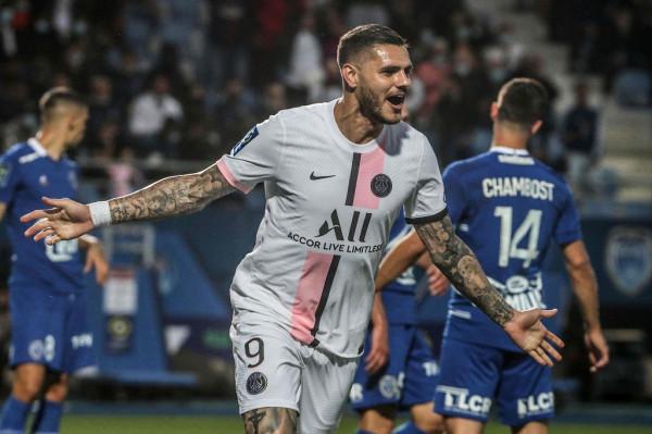 PSG me vështirësi ndaj Troyes