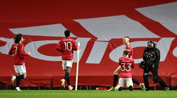 McTominay dërgon Unitedin në çerekfinale