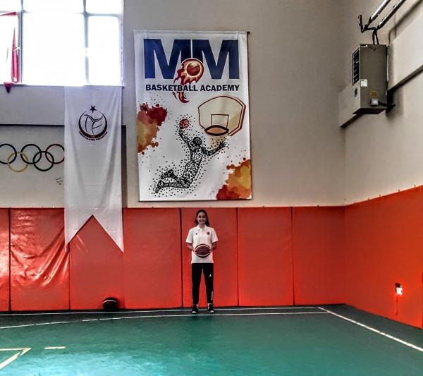 Melda Baliqi transferohet te skuadra M&M Basketball Academy