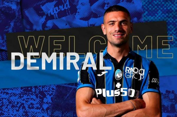 Merih Demiral transferohet te Atalanta