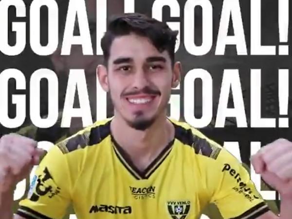 Shabani shkëlqen, debuton me gol në Holandë