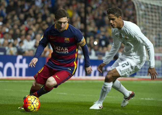 Formacionet zyrtare: Barcelona - Real Madrid