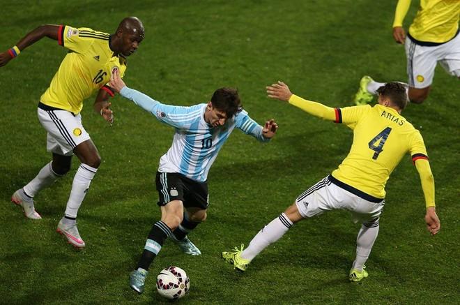 Vështirë të shënosh për Argjentinën