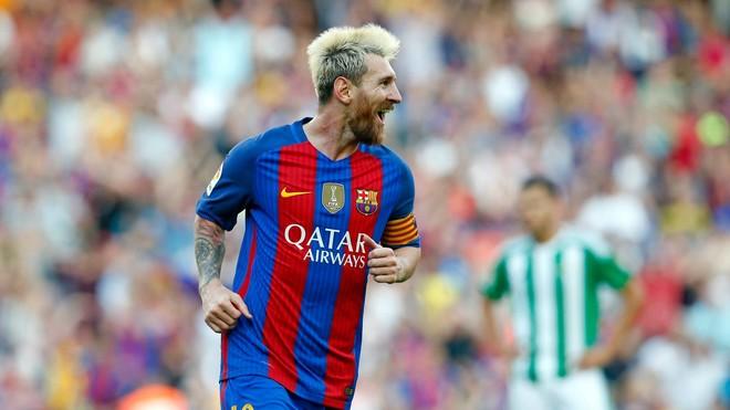 Messi vazhdon, gjysmë milioni në javë