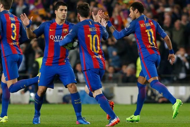 Historia dhe magjia, kanë një emër - Barcelona