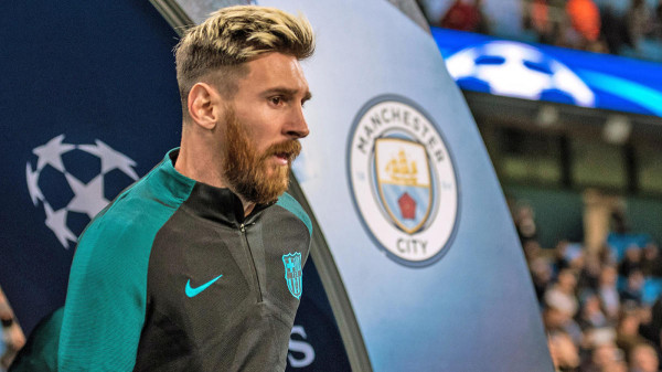 Manchester City mohon ofertën për Messin