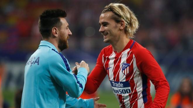 Messi kërkon Griezmannin në skuadër