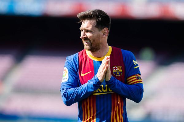 I përfundon kontrata e Messit
