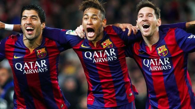 Rekord të ardhura nga Barcelona