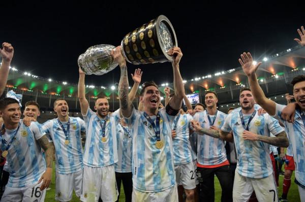 Caktohet ekipi më i mirë i Copa America 2021
