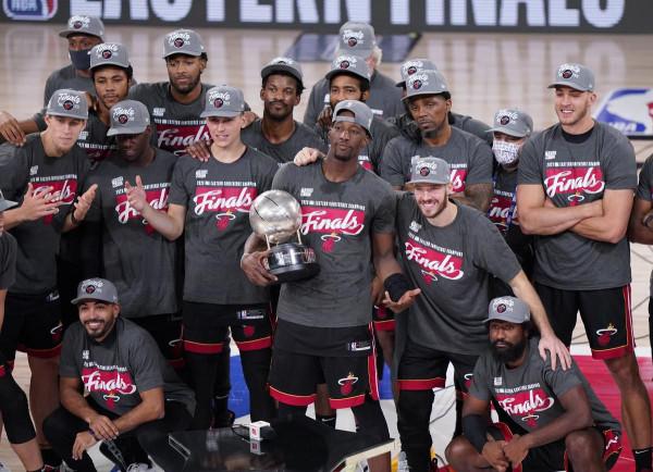 Finalisti i dytë, Miami Heat