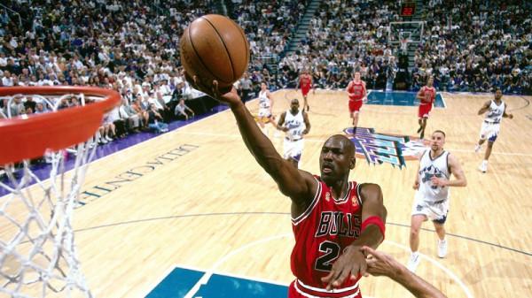 Michael Jordan (1) Njeriu që u bë simbol