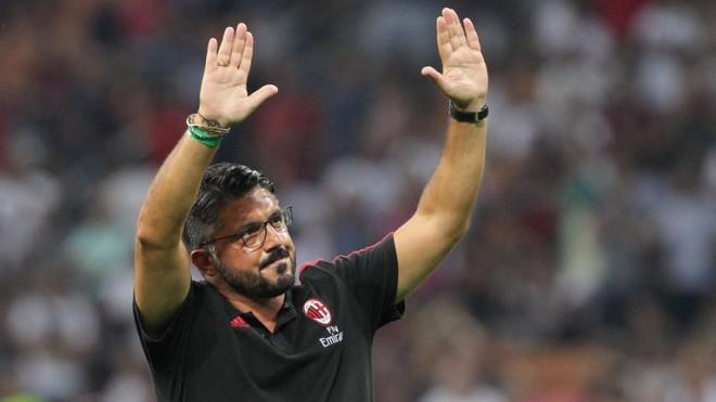 Gattuso: Fitore për frymëmarrje