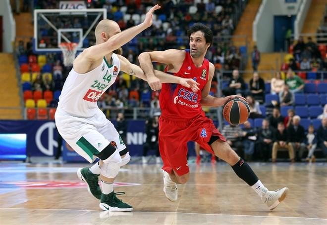 CSKA Moska këndellet pas humbjes