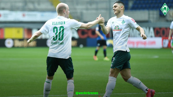 Rashica shënon, Werderi s'bie, pret PlayOutin