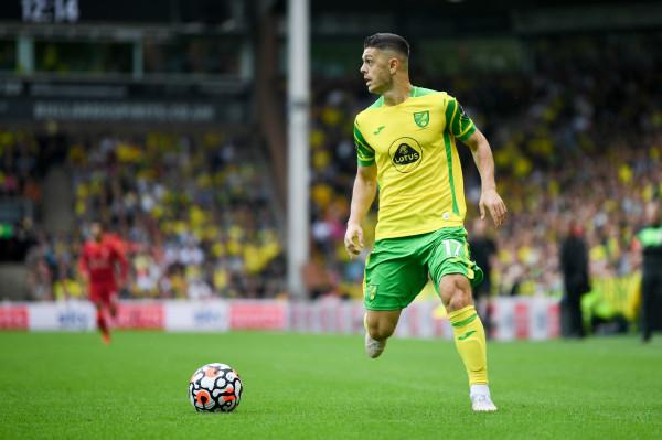 Rashica, lojtari i muajit te Norwich
