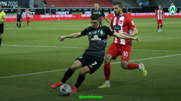 Werderi me Rashicën shpëtojnë stinorin, mbesin në Bundesligë