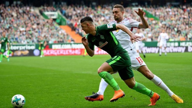 Rashica në 11-shen më të mirë në Bundesliga