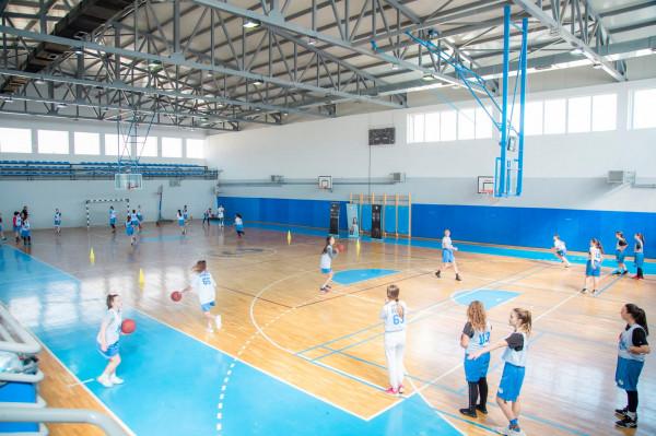 Rreth 200 fëmijë në Festivalin e Minibasketbollit