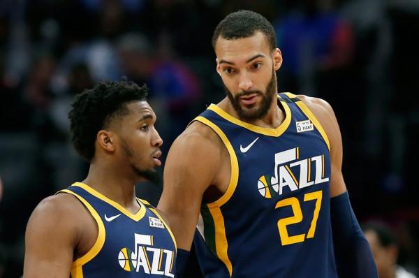 Shërohen dy lojtarët e Utah Jazzit
