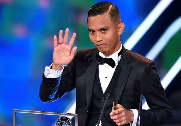 Goli i vitit nga Mohd Faiz Subri