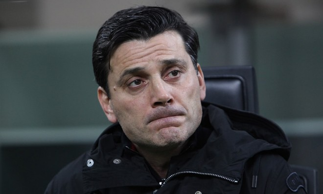 Milan bllokon Montellën