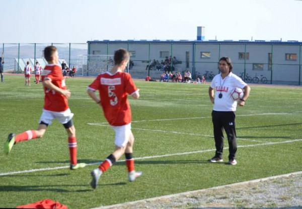 Premton Muja merr drejtimin e Gjilanit U19