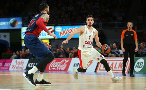 CSKA Moska befasohet edhe nga Baskonia