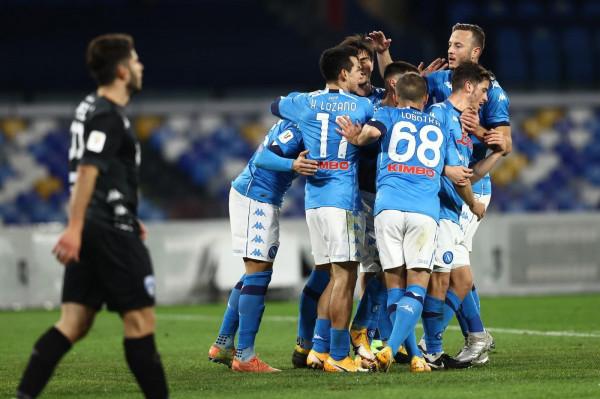 Rrahmani e Hysaj startues kundër Juventusit