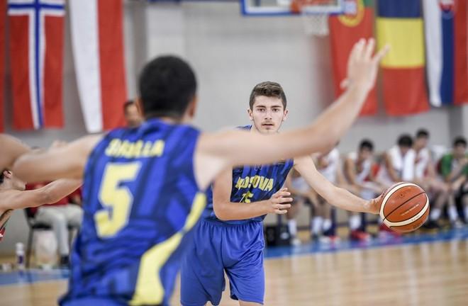 Kosova U16 ra në pjesën e dytë, Zvicra fitoi