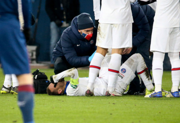 Lëndohet Neymar, mungon kundër Barcelonës