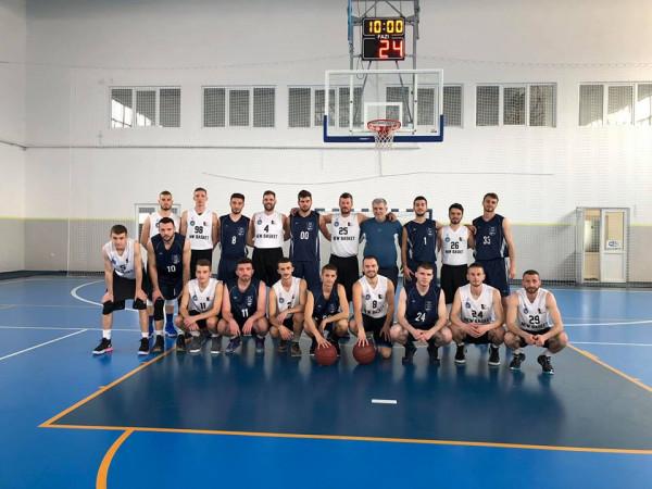 New Basket, finalisti i parë në Ligën e Dytë
