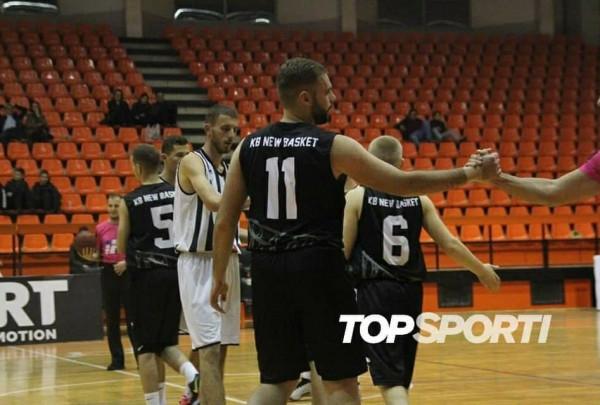 100+ pikëshi i parë në Ligën e Parë, New Basket njoftohet me fitore