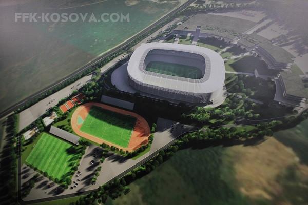 Skandali i radhës, me stadiumin kombëtar