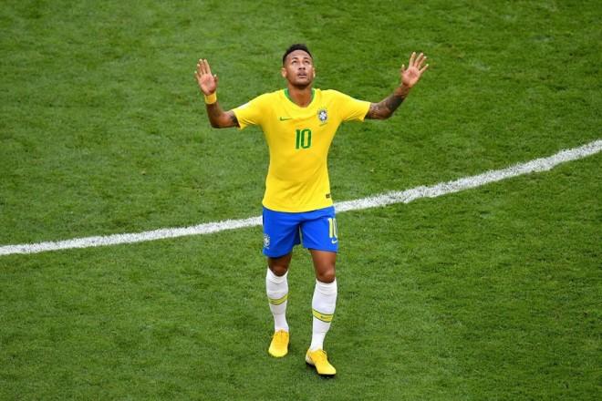 Brazili s'lejon befasi