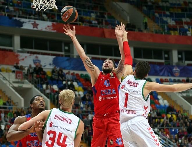 CSKA me rekord stinori mposht Baskonian