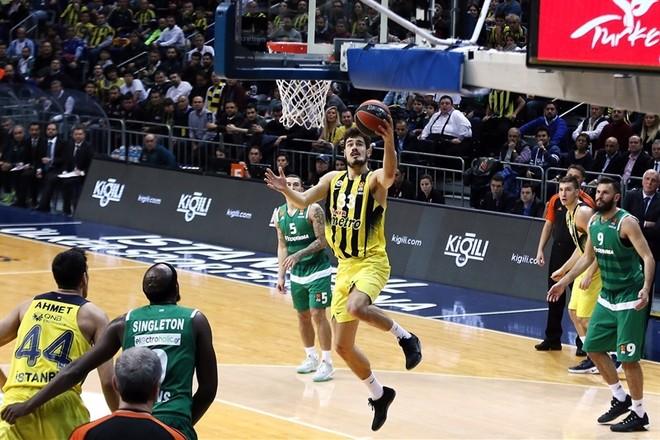 Çerekfinalet e Euroligës: Panathinaikos – Fenerbahçe
