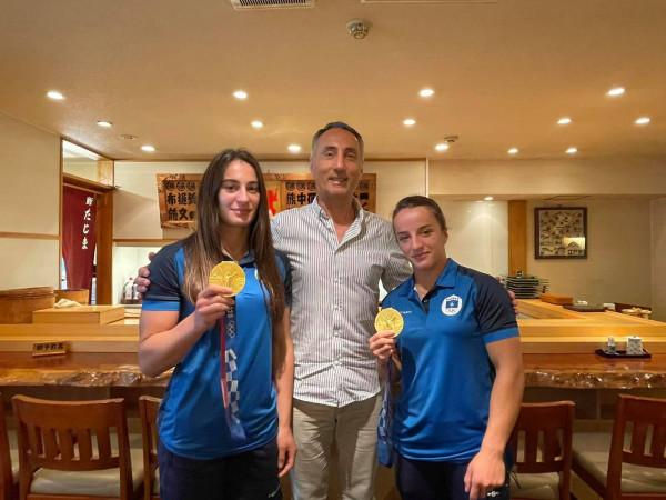KOK shpërblen olimpistët