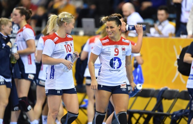 Francezet mohojnë finale skandinave