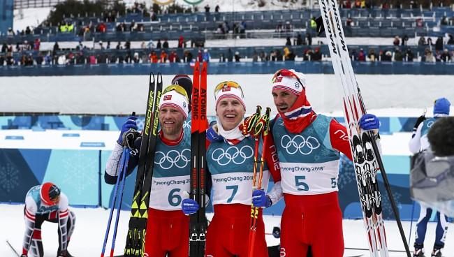Norvegjezët fshijnë medaljet