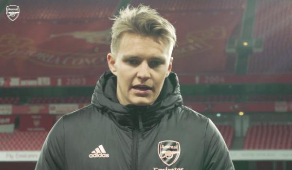 Odegaard diskuton transferimin e përhershëm tek Arsenali