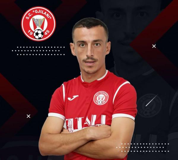 Lojtari i pestë që i vazhdohet kontrata te Gjilani