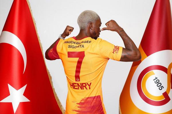 Onyekuru për herë të tretë te Galatasarayi