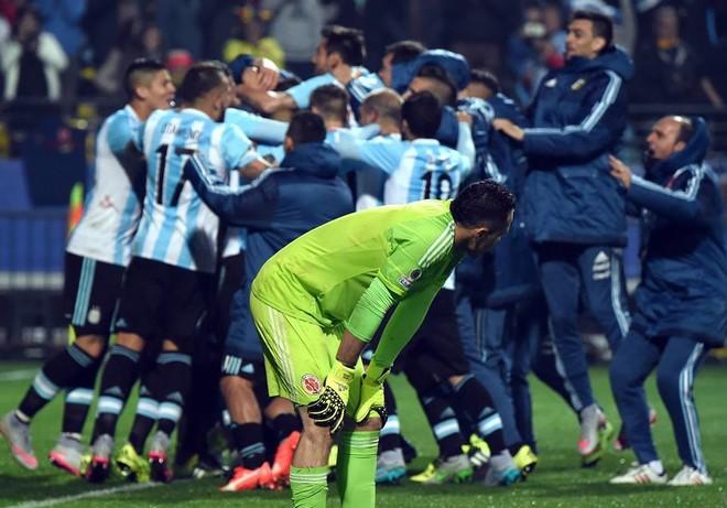 Me penallti, në gjysmëfinale