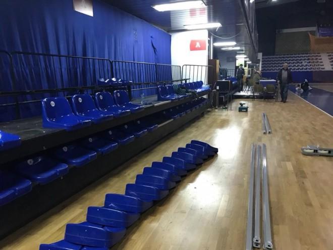 Fillon renovimi për ndeshjet e Kosovës