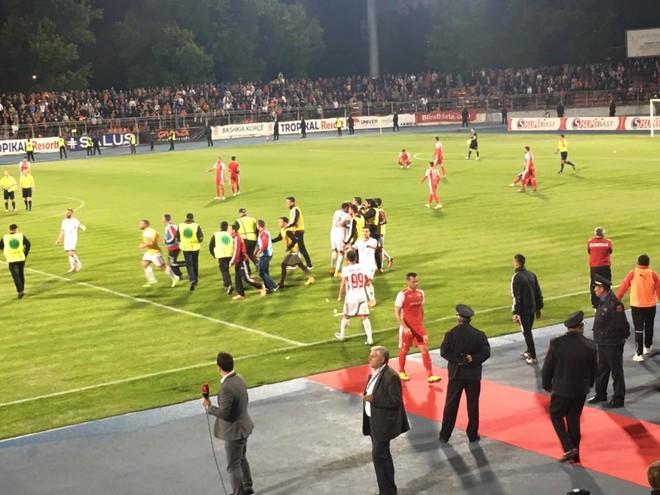 KD i FSHF dënon Skënderbeun e Partizanin