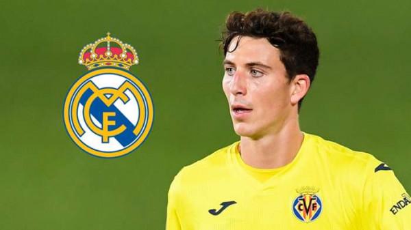 Real Madrid dëshiron Pau Torres